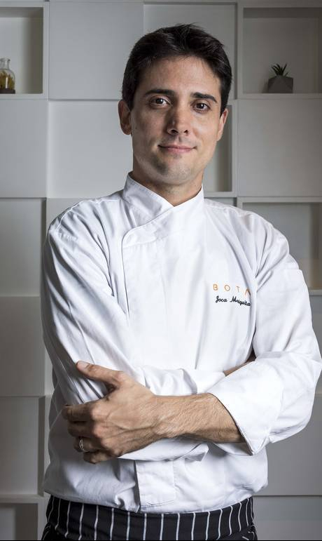 Chef Joca Mesquita
