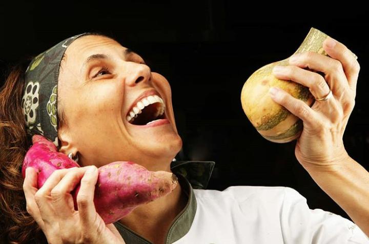 Chef Ciça Roxo